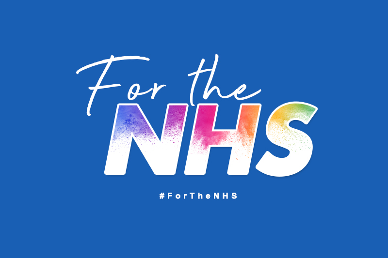 For the NHS – get in touch and tell us your story!