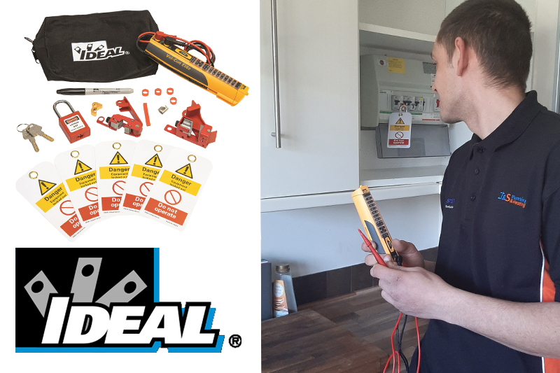 Ideal Industries invests in a safer future with student safe isolation kits