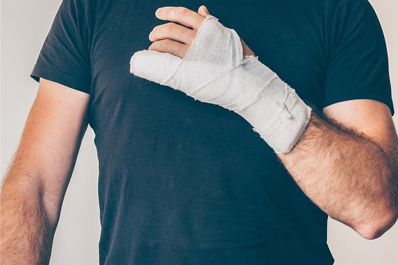 Health and Safety at Work Day | Workplace Injuries by Industry and Type
