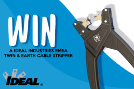 WIN! A IDEAL Industries EMEA Twin & Earth Cable Stripper