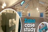 Case study – lighting a loft-based fitness studio | Zano Controls