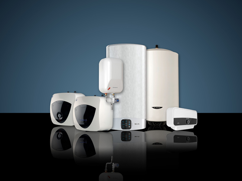 Rely on Ariston's water heaters post-lockdown