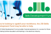 JIB encourages contractors to improve their skill set through Skills Development Fund