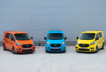 The Van Round-Up, Part Two: Fiat and Ford