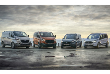 The Van Round-Up, Part One: Peugeot, Renault, Ford