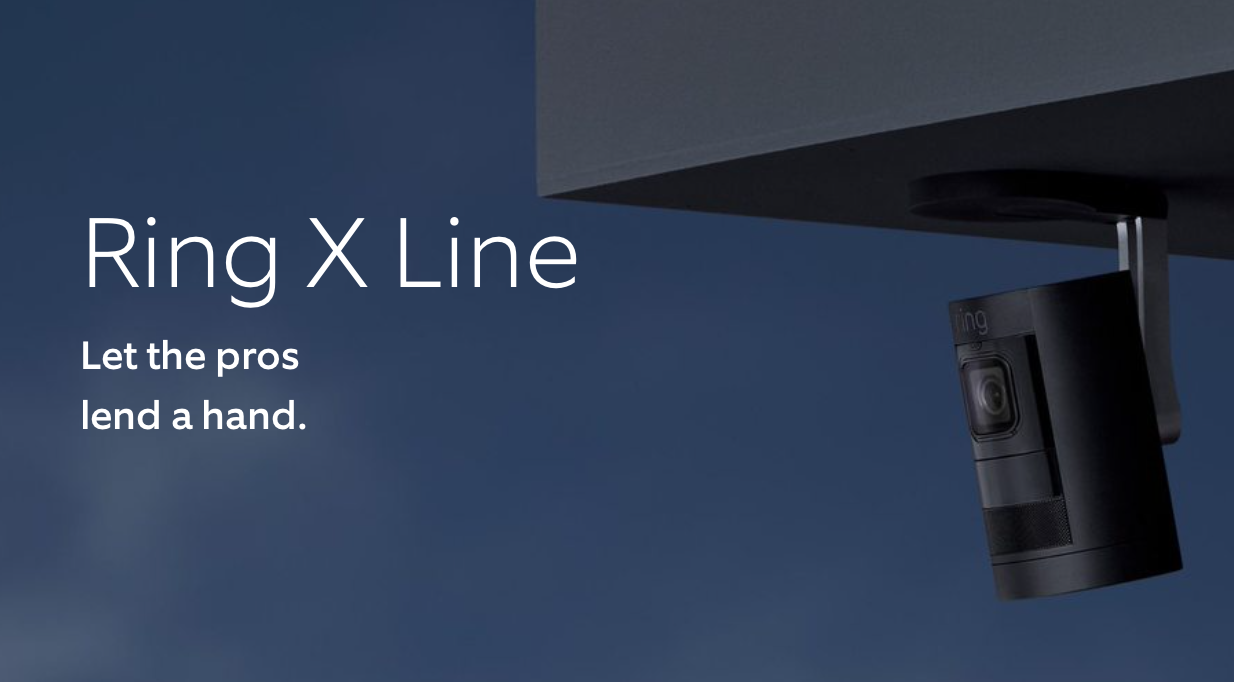 Ring announces its new X Line available September 2020