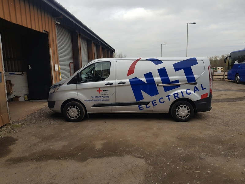 Locked down, but not out! | NLT Electrical