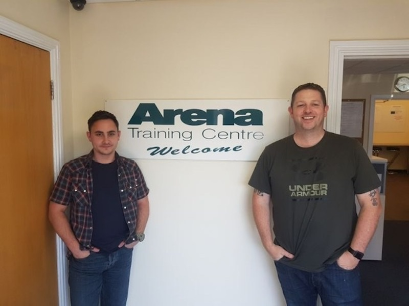 Arena Training Centre's new facility is open for business