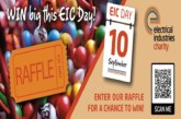 Industry charity celebrates 'EIC Day' with raffle launch