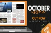PE October issue – out now in print and FlickBook format