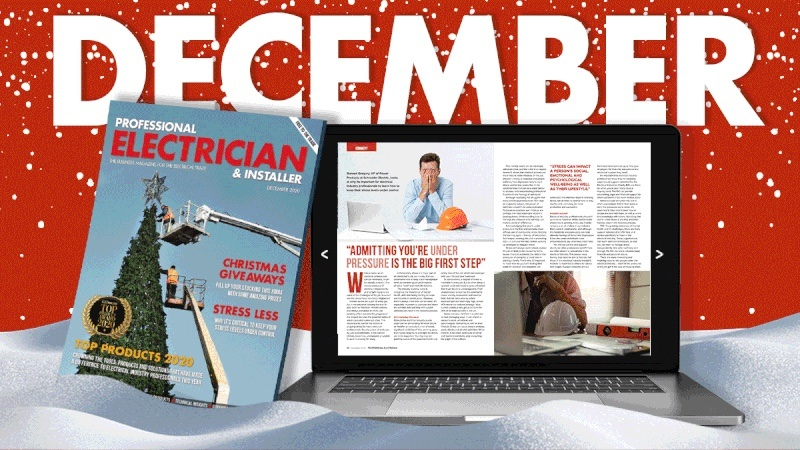 PE December issue – out now in print and FlickBook format