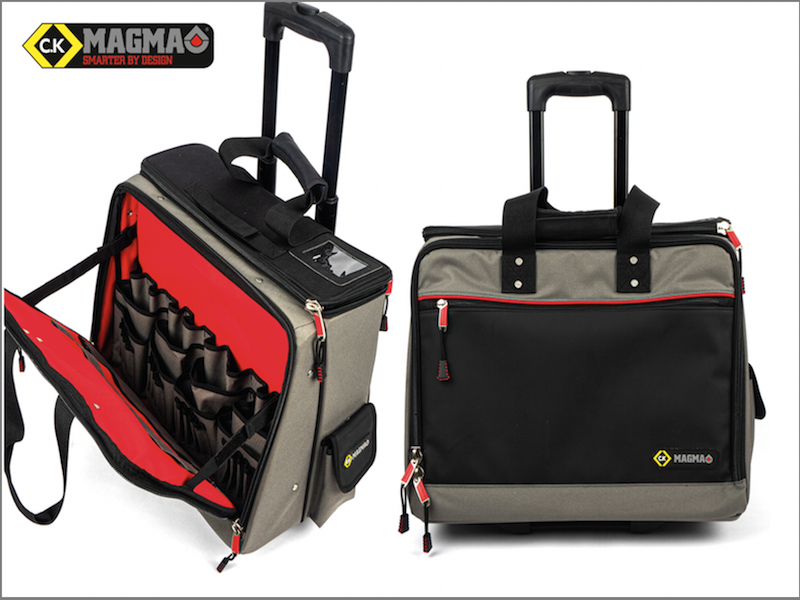 WIN! A C.K Magma Technician's PRO Wheeled Case