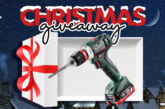 WIN! Get your hands on a Metabo Cordless Drill/Screwdriver