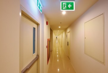Time to be 'self' conscious about emergency lighting? | Knightsbridge