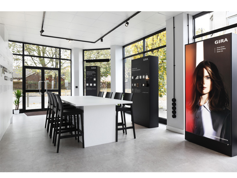 Gira collaborate with INTALITE UK to open new London showroom