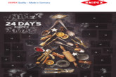 'Tis the Season to be Jolly with the KNIPEX Advent Calendar