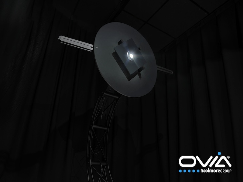 Ovia puts luminaires to the test