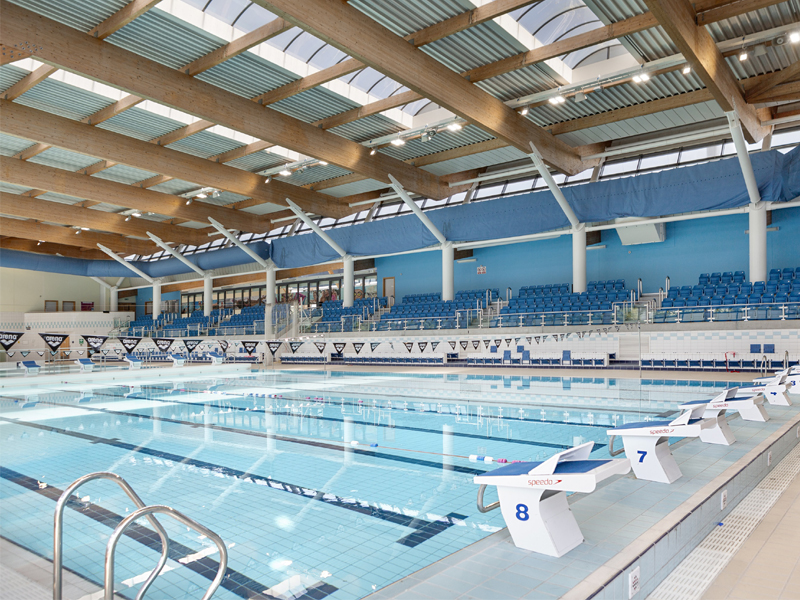 Case study – Thorn Lighting make a splash at the Liverpool Aquatics Centre