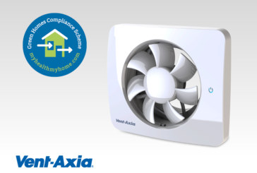 Vent-Axia Welcomes Green Homes Compliance Scheme
