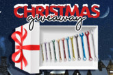 WIN! 4 x C.K Colour Coded Combination Spanner Sets to be won