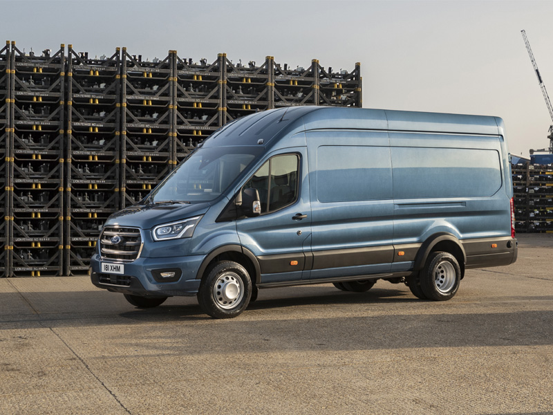 Ford announces its strongest, most capable van ever – a 5.0-tonne Transit
