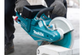 Makita launches new twin 18V Brushless Disc Cutter