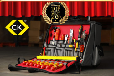 Top Products 2020: C.K Magma – Technician's PRO Wheeled Case