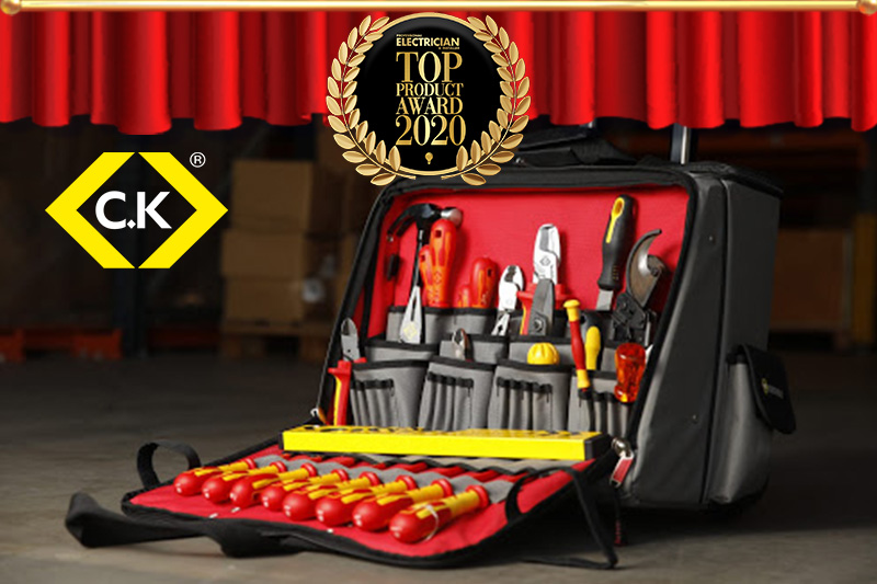 Top Products 2020: C.K Magma - Technician's PRO Wheeled Case