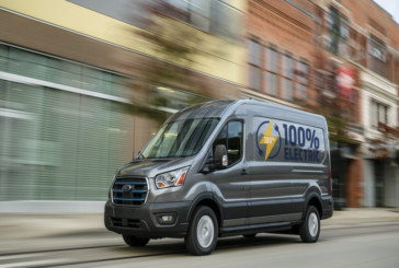 Leading the charge: All-electric Ford E-Transit powers the future of business
