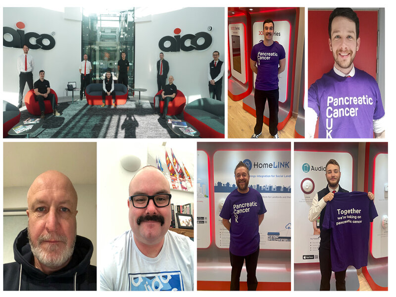 Aico joins the UK wide 'Movember' Challenge