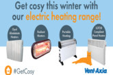 Nine heating tips to help you stay cosy this winter | Vent-Axia