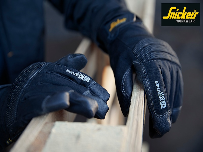 Snickers Workwear launches ProtecWork Gloves