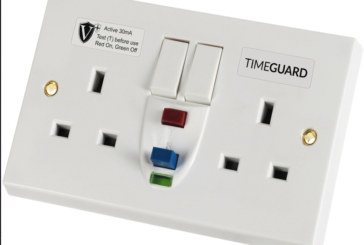 WIN! 3 x Timeguard Valiance+ RCD sockets to be bagged