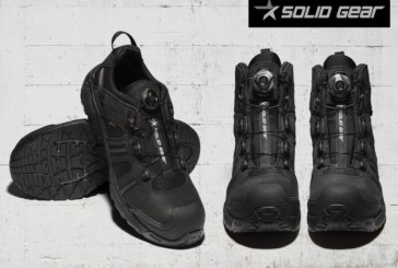 Solid Gear | New safety footwear styles for 2021