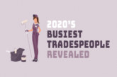 Vanarama and Rated People ask: which tradespeople were the busiest in 2020?