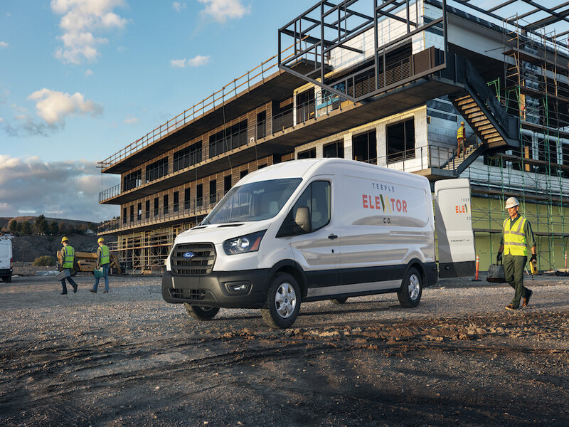 Good news for drivers as The Van Insurer reveals customers' top 10 vans