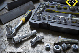 Win! C.K Sure-Drive socket sets to be won