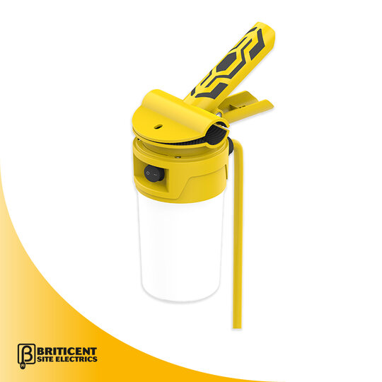 Briticent launches new LED Gripper Hand Lamp
