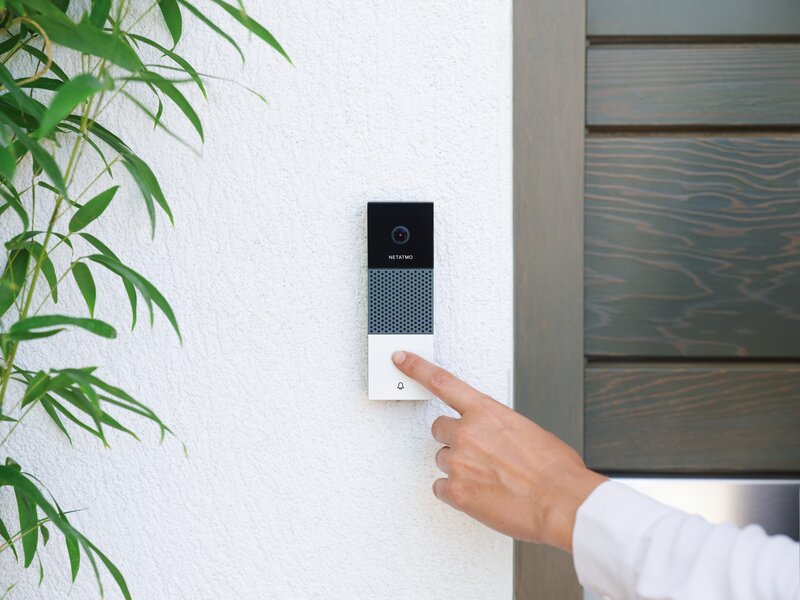 Home security gets connected with new smart doorbell from Legrand