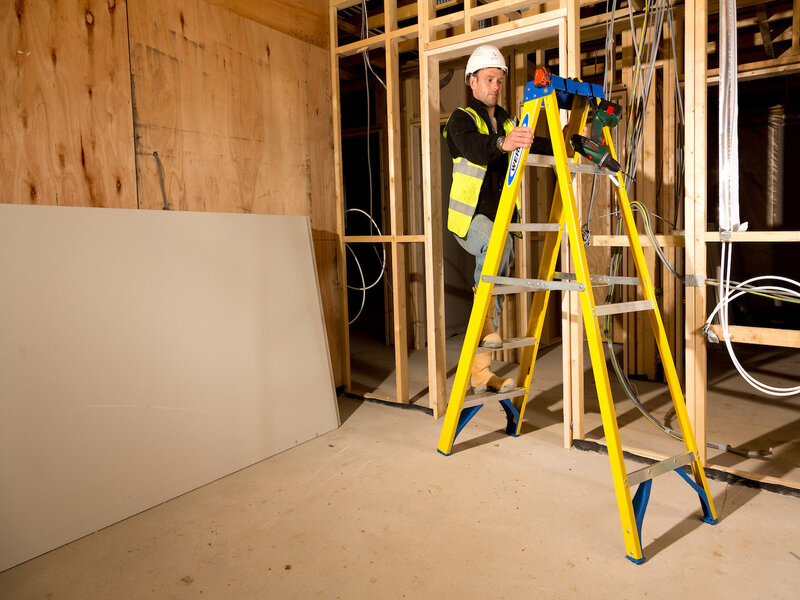 WernerCo reminds tradesmen on the benefits of fibreglass