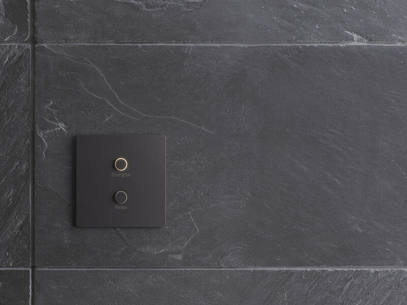 Lutron unveils the Alisse wall control, the newest member of its HomeWorks portfolio