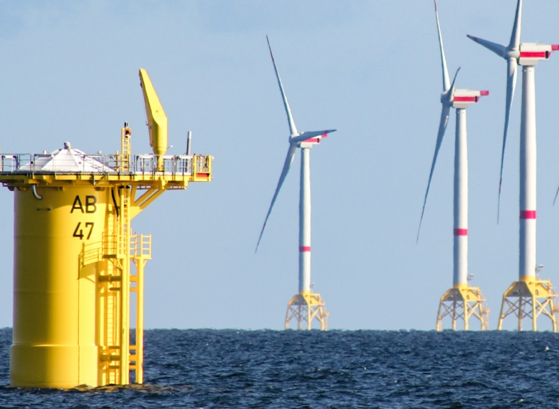 Factors to consider when choosing lighting for offshore wind energy applications | Glamox