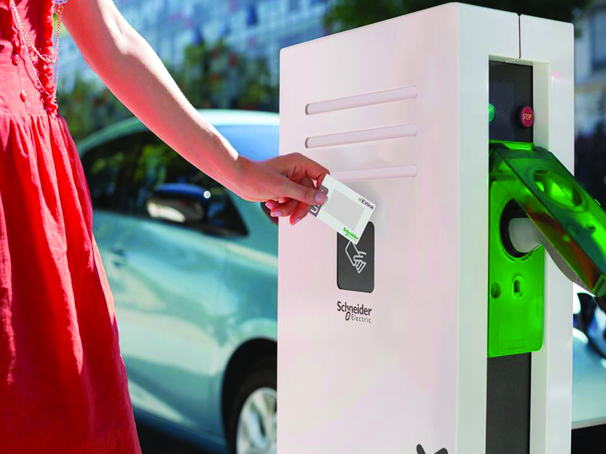 How to get ahead in the world of EV charge point installations   Schneider Electric