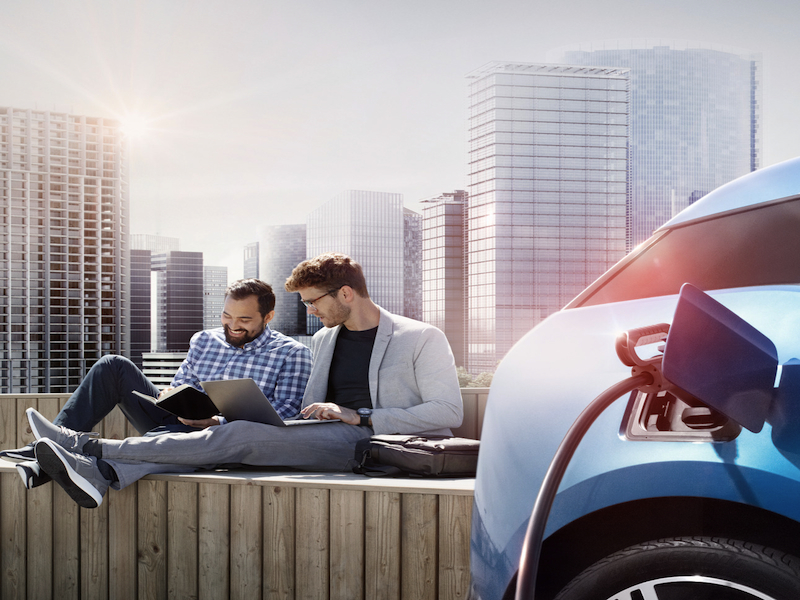 Making the most of the EV charging opportunity | ABB