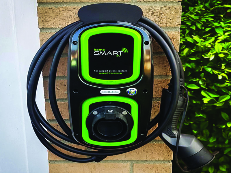 The value of using weather resistant EV charging equipment | Rolec