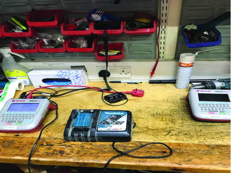 Case study – Seaward's PAT testing equipment put to good use by Oxfordshire City Council