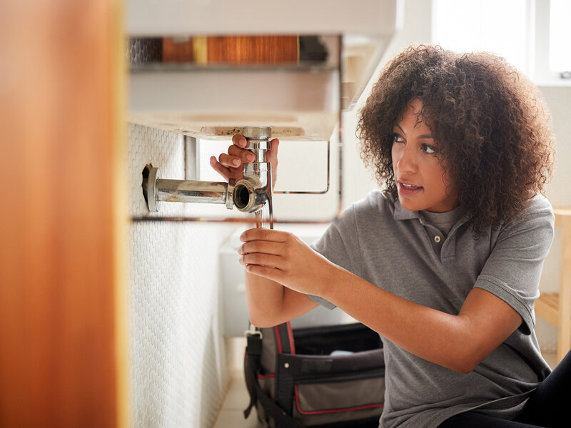 New study reveals a 366% increase in females becoming tradeswomen in the UK