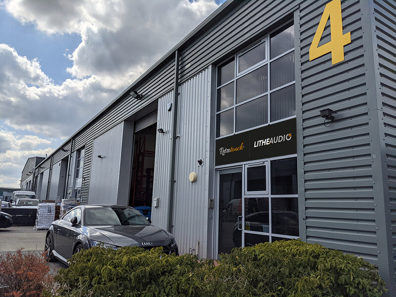 Lithe Audio moves to double-size warehouse