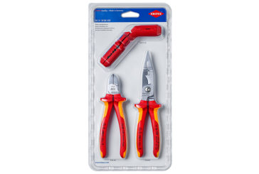 KNIPEX launches Electrical Installation Set