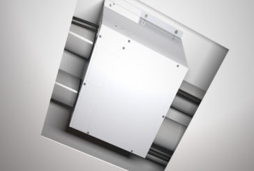 Vortice launches invisible mini heat recovery unit for false ceiling installation